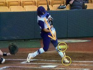 hitter angle private softball hitting lessons pennsylvania